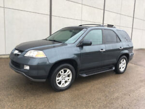 2005 Acura MDX Touring SUV, Crossover 7 seater only 217K
