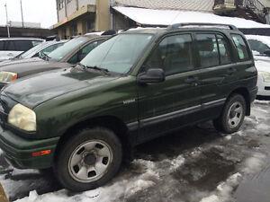 2004 Suzuki Vitara VUS