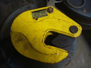 2 ton plate clamp