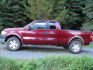 2005 Ford F-150 Extended Cab Pickup Truck