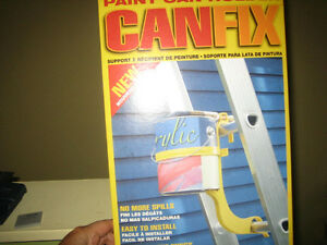 New in Box - Paint can holder for on all standard ladders