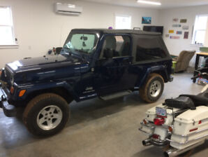 2005 Jeep TJ Unlimited