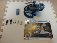 LEGO Star Wars 8018 Armored Assault Tank (99% completed) City of Toronto Toronto (GTA) Preview
