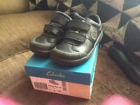 Clarks shoes size 8 1/2G