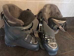 Ski Boots size 22.5-23