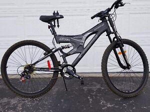 14+ Men's Mountain Bycyle