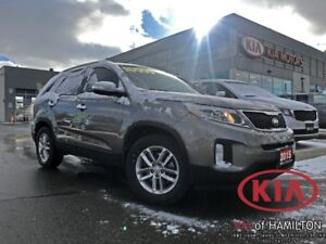 2015 Kia Sorento LX | FWD | One Owner | Amazing Shape