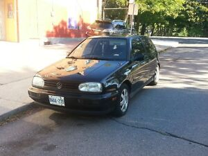 1998 Volkswagen GTI VR6 Hatchback SELL OR TRADE .4DR ONLY