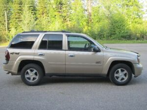 2006 Chevrolet Trailblazer 4wd SUV