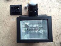 Security light PIR 500 watt