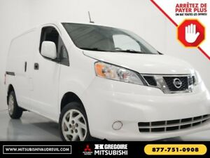 2015 Nissan NV200 SV AUTO A/C BLUETOOTH NAV CAMERA MAGS