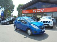 2011 CHEVROLET SPARK 1.0i + ONLY GBP30 per year road tax