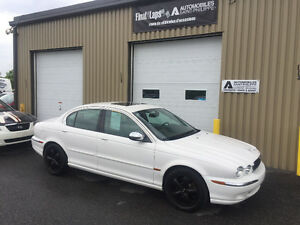 2002 Jaguar X-TYPE Awd Berline