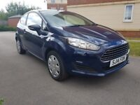 Ford Fiesta STYLE (blue) 2014