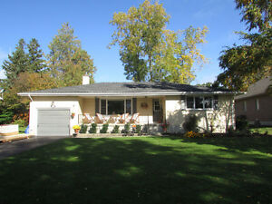 Gorgeous Totally Updated Bungalow in Goderich with Lakeview