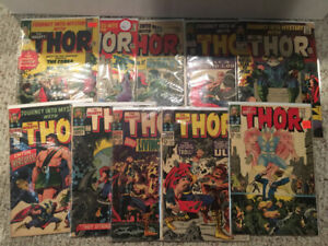 Giant Thor/Journey into Mystery Collection 40+