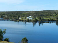Fishing Anyone? Cottage on New Harbour River
