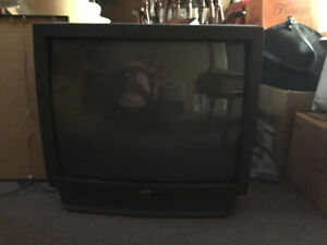 Fat old TV