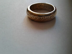 Lord of the Rings ring $15
