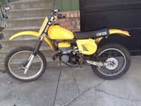 **REDUCED** 1979 rm 250