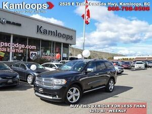 2011 Dodge Durango Citadel   - Bluetooth -  navigation -  power