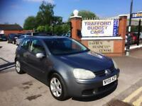Volkswagen Golf 2005 1.6 FSI Sport MOT May 2019. Good cheap clean car.