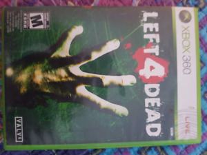 Left for Dead - Xbox 360