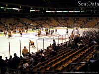 Swap 2 Tickets IN BOSTON for 2 Tickets IN MONTREAL !!!