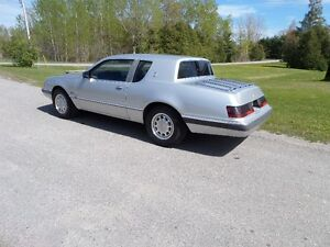 1986 MERCURY COUGAR 5.0L V8 ONLY 64K  SUPER CLEAN CAR