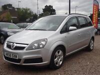 2007 Vauxhall Zafira 1.9 CDTi Club 5dr