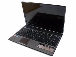 Acer Aspire 5552, 500 GB HDD, 4 GB RAM, AMD DualCore