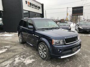 2013 Land Rover Range Rover Sport Supercharged|NO ACCIDENT|Autob
