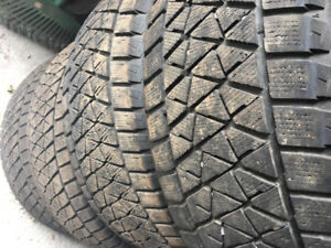 Winter tires 245/50/20