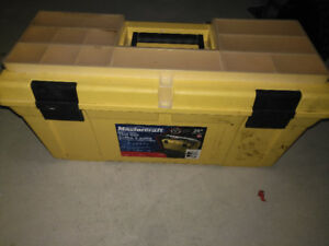 Tool box Mastercraft