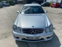 2009 Mercedes-Benz CLK CLK320 CDI SPORT 3.0 CLK320 CDI SPORT 2DR AUTOMATIC Coupe