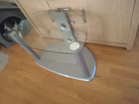 TV corner stand in good clean condition