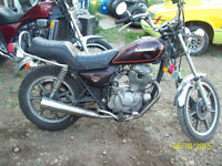 1982 KAWASAKI LTD 250 BELT DRIVE TRADE 4 QUAD ? SLED ?