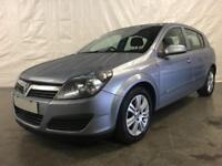 2006 Vauxhall Astra 1.4i 16v Active 5dr *** Full Years MOT *** Cheap Cars