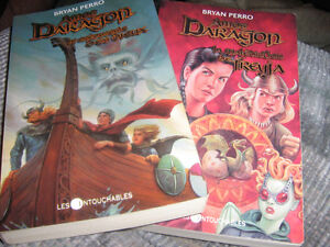 collection complete almos daragon tome1 a 12 Saint-Hyacinthe Québec image 3