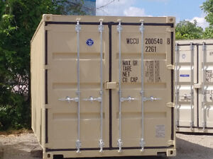 SPECIAL : New 20ft and 40 ft sea container London Ontario image 9