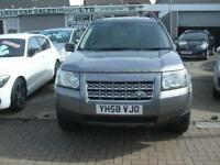 Land Rover Freelander S DIESEL MANUAL 2008/58