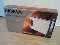 NOMA CONVECTION HEATER 750W/1500W
