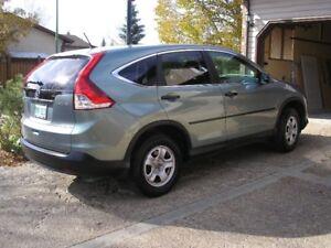 2012 Honda CR-V LX SUV, Crossover