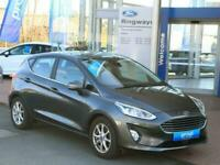 2018 Ford Fiesta ZETEC TURBO 1.0 5DR HATCHBACK MANUAL PETROL Hatchback Petrol Ma