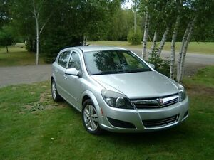 2008 Saturn Astra xe Hatchback, never smoked in, clean carproof,
