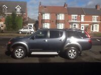 58 PLATE QUALITY AUTOMATIC+SUV+ REAR SUV +CANOPY + A WARRANTED LOW 72 K AND A FULL MOT AND NO VAT
