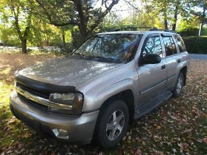 2002 Chevrolet Trailblazer VUS