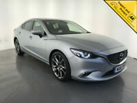 2016 MAZDA 6 SPORT NAV DIESEL 1 OWNER SERVICE HISTORY FINANCE PX WELCOME