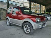 2004 (04) Suzuki Jimmy 1.3 JLX Mode 3dr   Long MOT   Service History