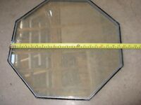 Octagon Insulated Replacement Glass (Brand New Pieces)